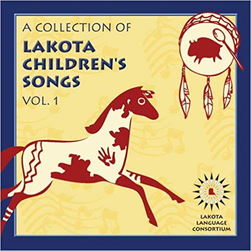 A Collection of Lakota Children's Songs Audio CD