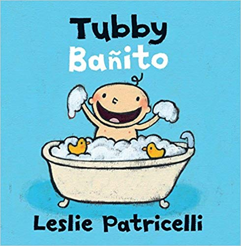 Tubby Spanish Bilingual Board Book