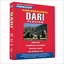 Pimsleur Dari Persian Conversational Course -