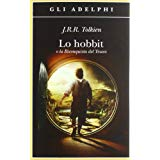 The Hobbit Book in Italian New Paperback