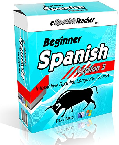 Beginner Spanish Language Software Course