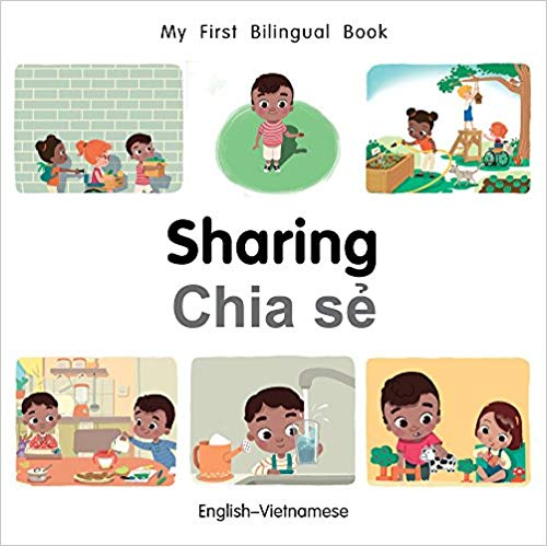 My First Bilingual Vietnamese Book on Sharing