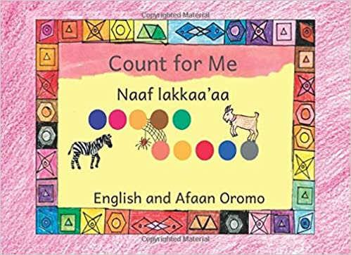 Count For Me English Afaan Oromo Bilingual Book