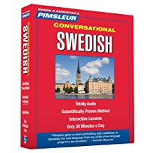 Pimsleur Swedish Conversational Course