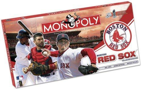 Boston Red Sox 2008 Collectors Edition Monopoly Used 100% Complete - TigerSo