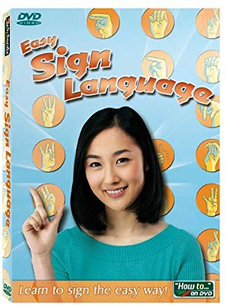 Easy Sign Language 45 Min. DVD