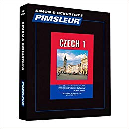 Czech Pimsleur Comprehensive Used