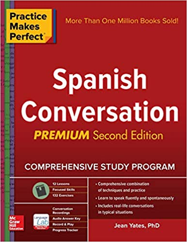 Learn Spanish Conversation Workbook