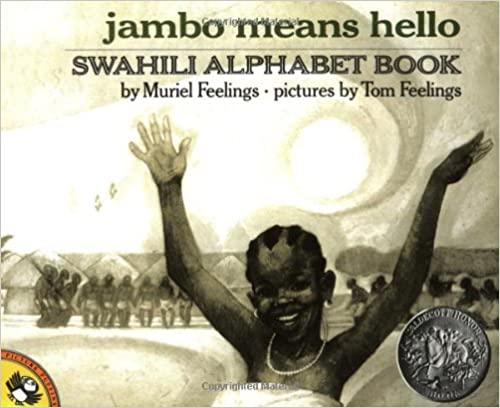 Jambo Means Hello Swahili Alphabet Book