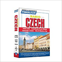 Pimsleur Czech Basic Course - Level 1 Lessons 1-10 CD: