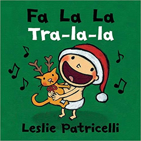 Fa La La/Tra-la-la Spanish Christmas Bilingual Board Book