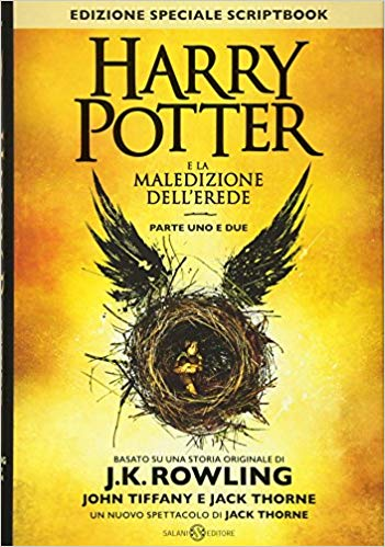 Harry Potter and the Cursed Child in Italian