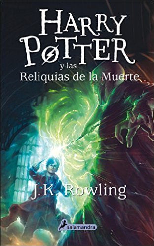 Harry Potter in Spanish Full set of All 7 Books Paperback Like New