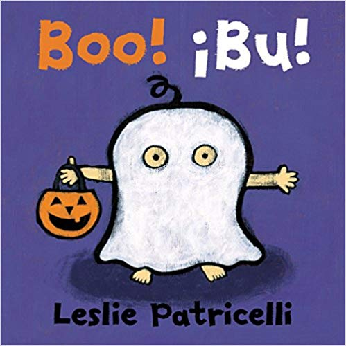 Boo! Spanish Halloween Bilingual Board Book