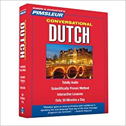 Pimsleur Dutch Conversational Audio CD Course