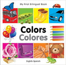 My First Bilingual Spanish Book Learn Colors