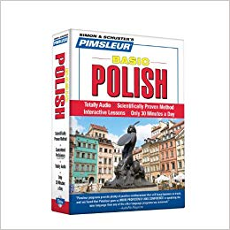 Pimsleur Polish Basic Course Audio CD'a