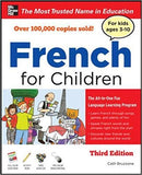 French for Children Audio CD's and Guidebook