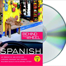 Behind the Wheel  Spanish Level 2