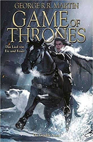 Game of Thrones - Das Lied von Eis und Feuer, Bd. 3 Graphic Novel German Paperback