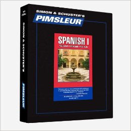 PIMSLEUR SPANISH 1 - 30 Lessons , 16 Audio CDS Used Condition Complete Set - Teacher In Spanish