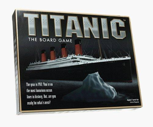 Titanic The Board Game 1998