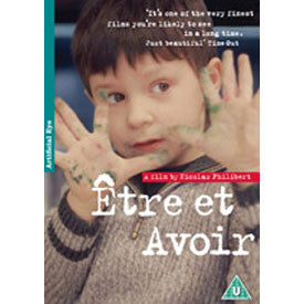 Etre et Avoir/ To Be and to Have Original French Version with English Subtitles - DVD