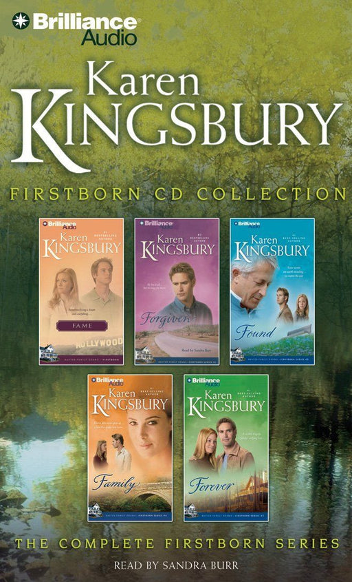 Karen Kingsbury Firstborn CD Collection - Kingsbury, Karen/ Burr, Sandra