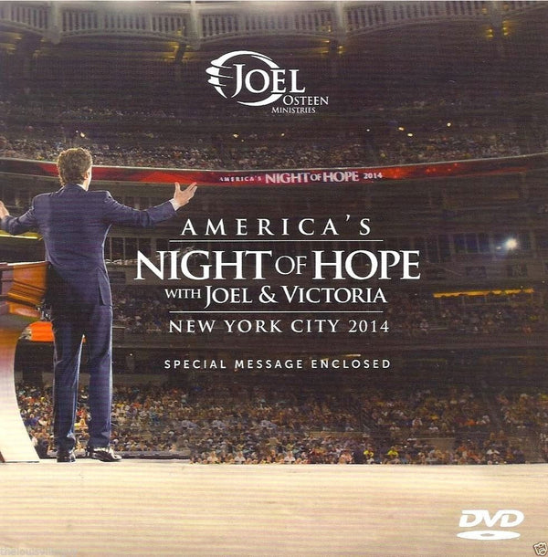 Joel Osteen Imagine...Life the Way You Want It - 2 CD/2 DVD & Faith Card Set