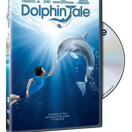 Dolphin Tale - DVD - 2011 - New   Ashley Judd