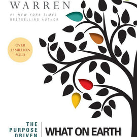 The Purpose Driven Life, What on Earth Am I Here For, Audio Book, CD, Rick Warren