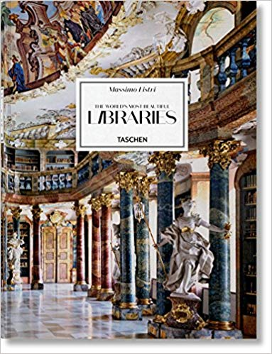 Massimo Listri The World's Most Beautiful Libraries German, French and English