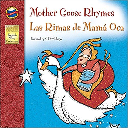 Mother Goose Rhymes English Spanish Bilingual