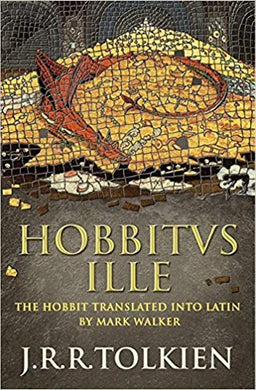 The Hobbit in Latin Hardcover New