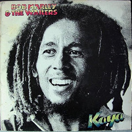 Bob Marley & The Wailers - Kaya - Island Records