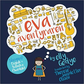 Eva the Adventurer Bilingual Book English-Swedish