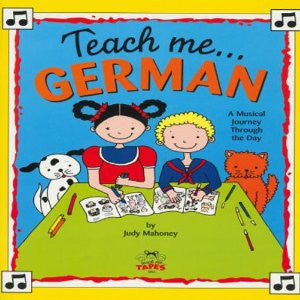 Teach Me (German), Children's Course
