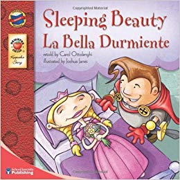 Sleeping Beauty English Spanish Bilingual