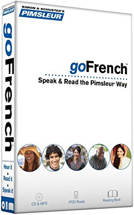 Pimsleur goFrench  Level 1 Lessons 1-8 CD