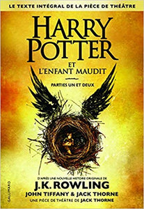 Harry Potter and the Cursed Child in French