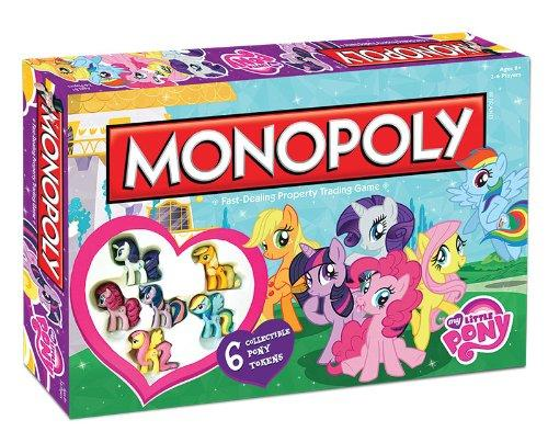 My Little Pony Monopoly Board Game