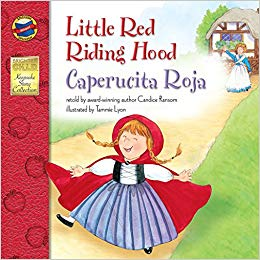 Little Red Riding Hood English Spanish Bilingual