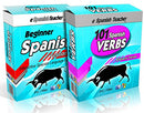 Beginner Spanish Language Software Course with 101 Spanish Verbs