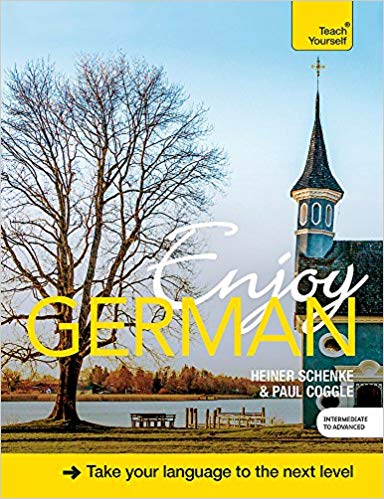 Enjoy German Coursebook with Audio CD