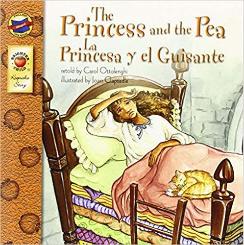 The Princess and the Pea English Spanish Bilingual