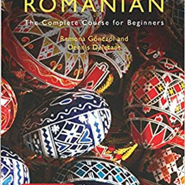 Colloquial Romanian Book