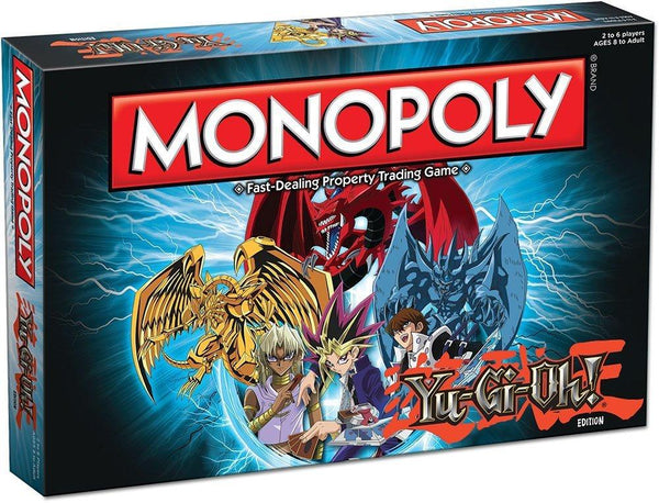YuGiOh Monopoly Game