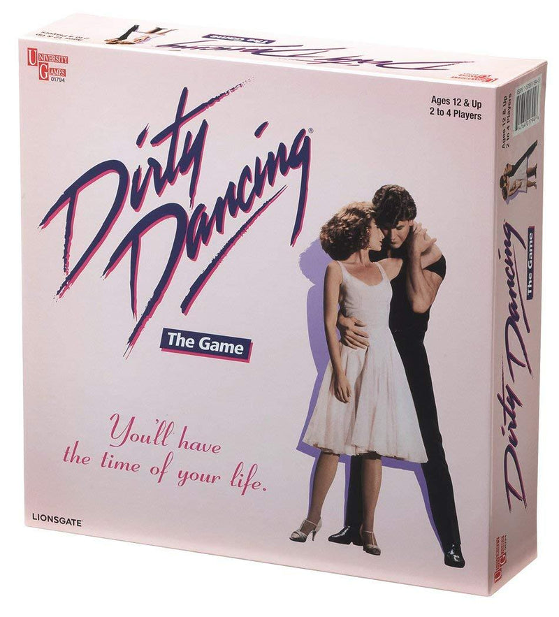 Dirty Dancing Board Game