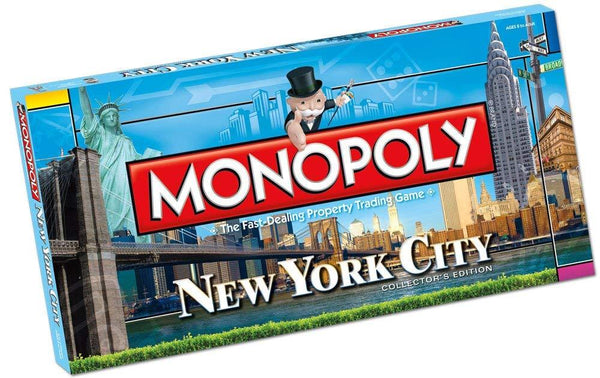NYC Monopoly Game