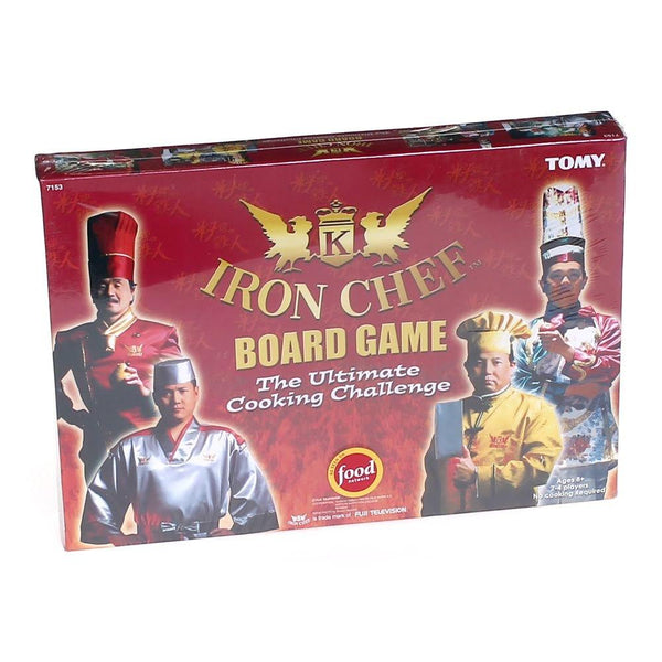 The Iron Chef Board Game